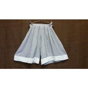 MLKids Silver Gaucho Pants