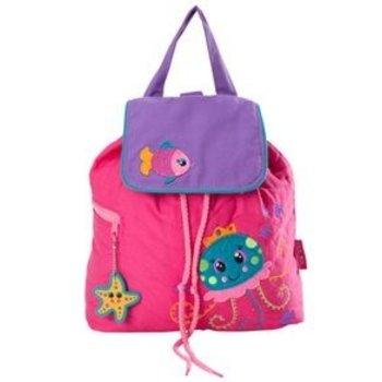 Stephen Joseph Girl Underwater Themed Backpack