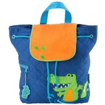 Stephen Joseph Boy Alligator Backpack