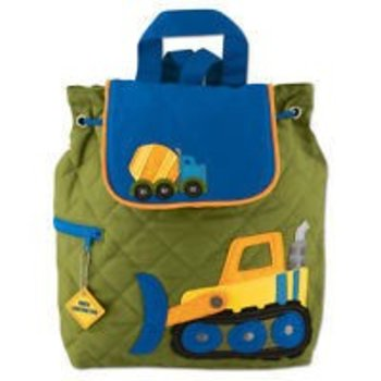 Stephen Joseph Boy Work Truck Backpack