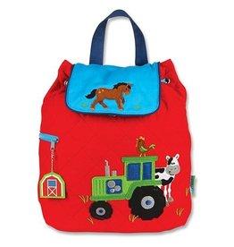 Stephen Joseph Boy Farm Backpack