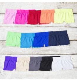 Little Girls  Boy Shorts