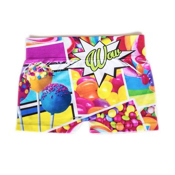 Malibu Sugar Candi Crush Boy Short