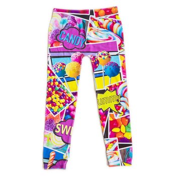Malibu Sugar Candy Crush Legging