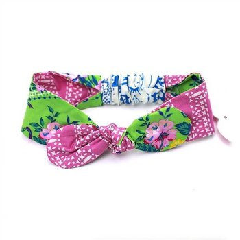 Haute Baby Garden Blossom Matching Lucy Bow