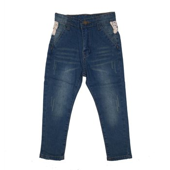 MLKids Jeans With Crochet Back Detail