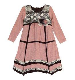 Isobella & Chloe Rosewood Empire Waist Dress