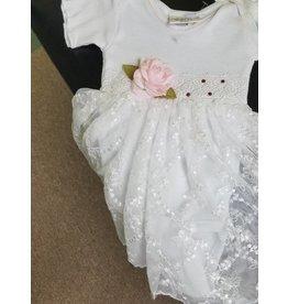 Kitty Girls Tulle & Dye Co Jenny Onesie Dress