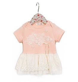 Mae Li Rose Floral Patch Tunic
