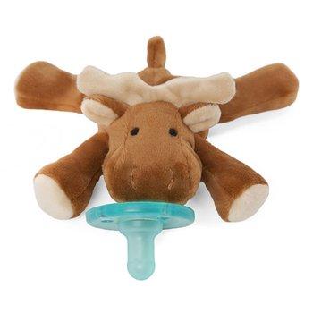 WubbaNub Brown Moose WubbaNub