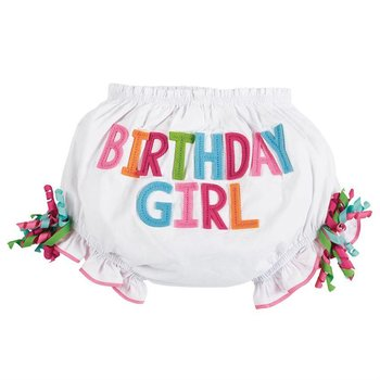 Mud Pie Birthday Bloomers