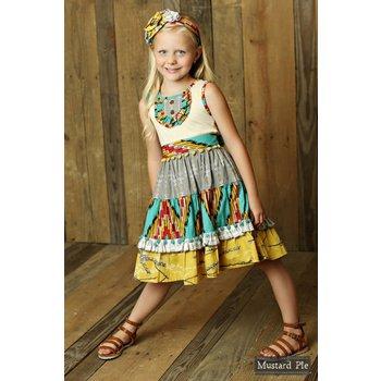 Mustard Pie Sun Dun Charli Dress Tween