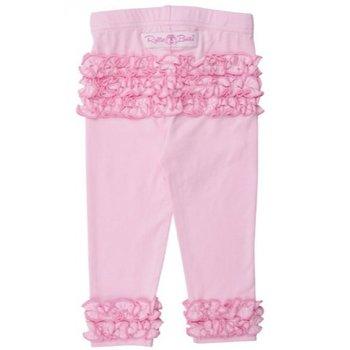 Ruffle Butts Pink Everyday Ruffle Leggings