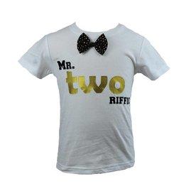 Reflectionz Mr. Tworiffic Birthday  Shirt