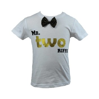 Reflectionz Mr. Tworiffic Birthday  Shirt