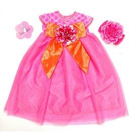 Haute Baby April Bloom Gown