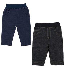 Kapital K Blue Knit Denim Pull On Jean
