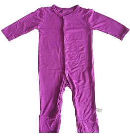 KYTE Berry Footless Romper