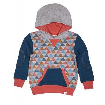 Rocking Baby Sam Multi Printed Sweatshirt