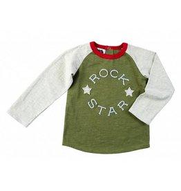 Mud Pie Rockstar Shirt