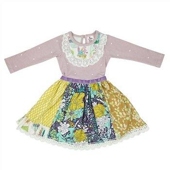 Haute Baby Plum Perfect Dress
