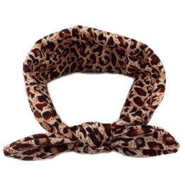 Animal Print Turban