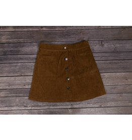 PP LA Camel Fera Woven Skirt