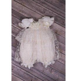 Katie Rose Ivory Hollie Dress