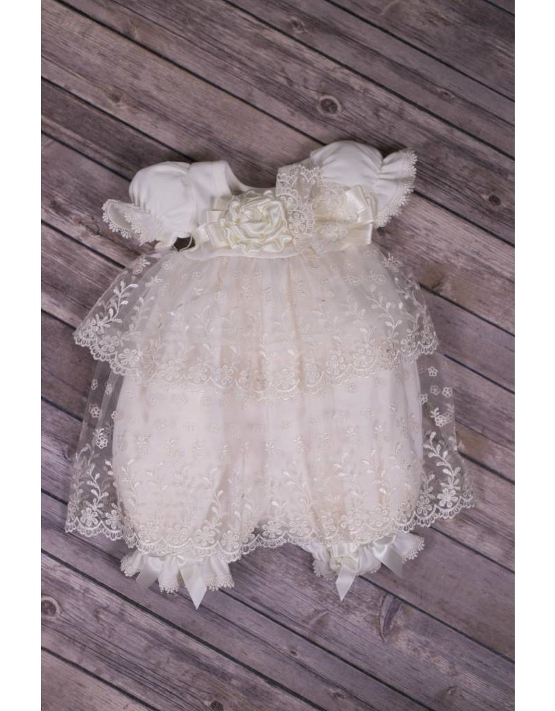 a402d0a875c2 Katie Rose Ivory Hollie Dress - Peek-a-Bootique