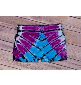 Malibu Sugar Venice Tie Dye Boy Short