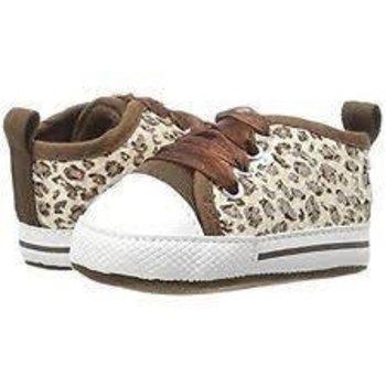 Laura Ashley Leopard Sequin Tennis Shoes