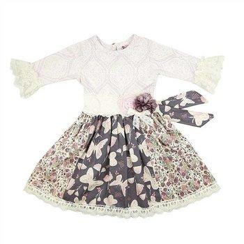 Haute Baby Daphne Dress Tween