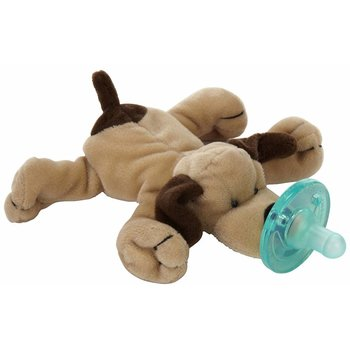 WubbaNub Brown Puppy WubbaNub