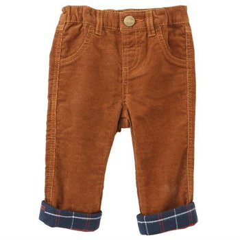 Mud Pie Brown Corduroy Pants