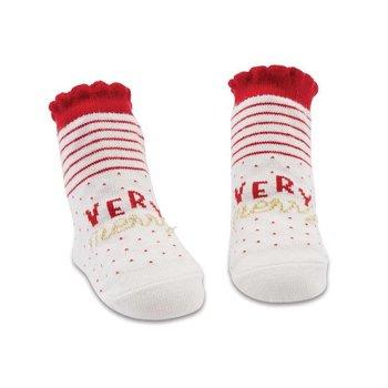 Mud Pie Very Merry Tall Socks