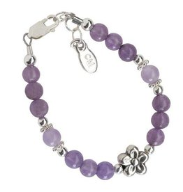 Cherished Moments Lily Bracelet