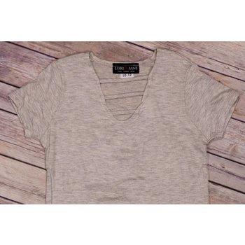 Lori & Jane V-Front T-Shirt