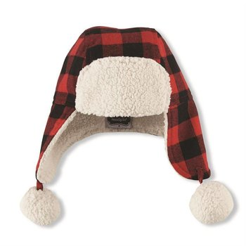 Mud Pie Buffalo Check Hat