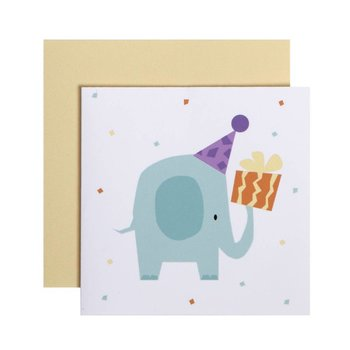 C.R. Gibson Party Elephant Card & Envelope
