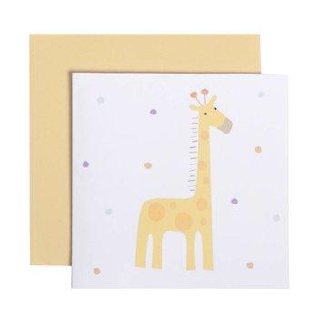 C.R. Gibson Giraffe Card & Envelope