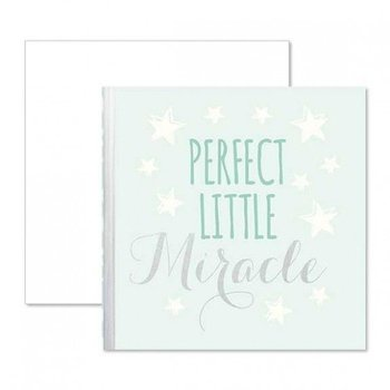 C.R. Gibson Perfect Little Miracle Card & Envelope