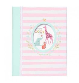 C.R. Gibson Carter's Darling Baby Girl Memory Book