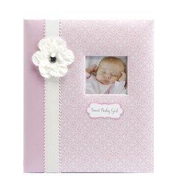 "C.R. Gibson Pink Memory Book ""Bella"""