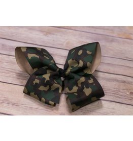 My Little Lady Bug XXL Camo Bow