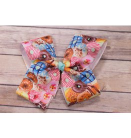 My Little Lady Bug XXL Donuts Bow