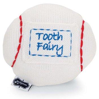 Mud Pie Baseball Tooth Fairy Pillow
