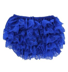 Blue Lace Bloomers