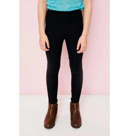 Hayden Basic Black Leggings