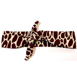 Giraffe Turban Headband