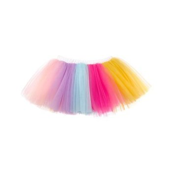 Ganz Colorful Tutu with Bloomers 0-12M
